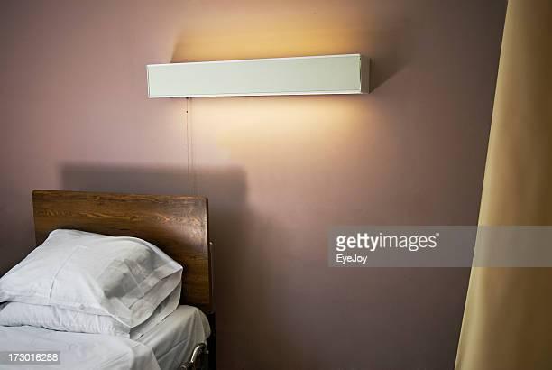 Vuoto Casa di riposo a letto