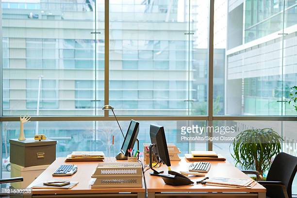 empty office - general view stock pictures, royalty-free photos & images