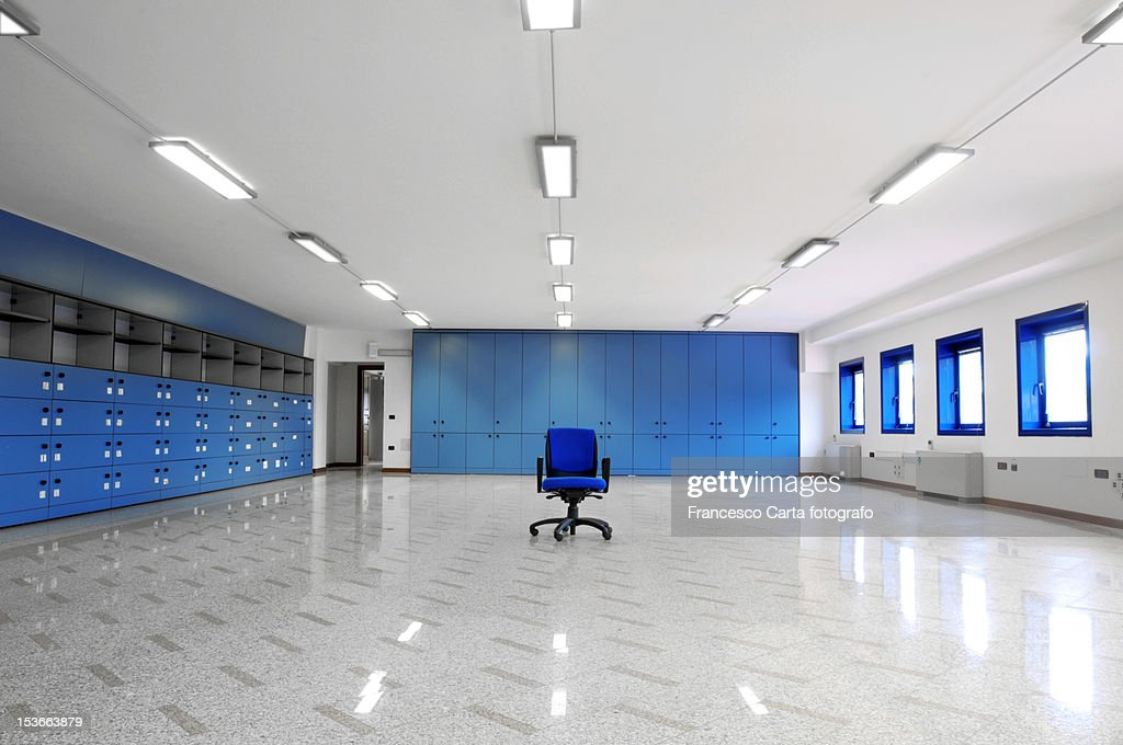 Empty office space : Foto de stock