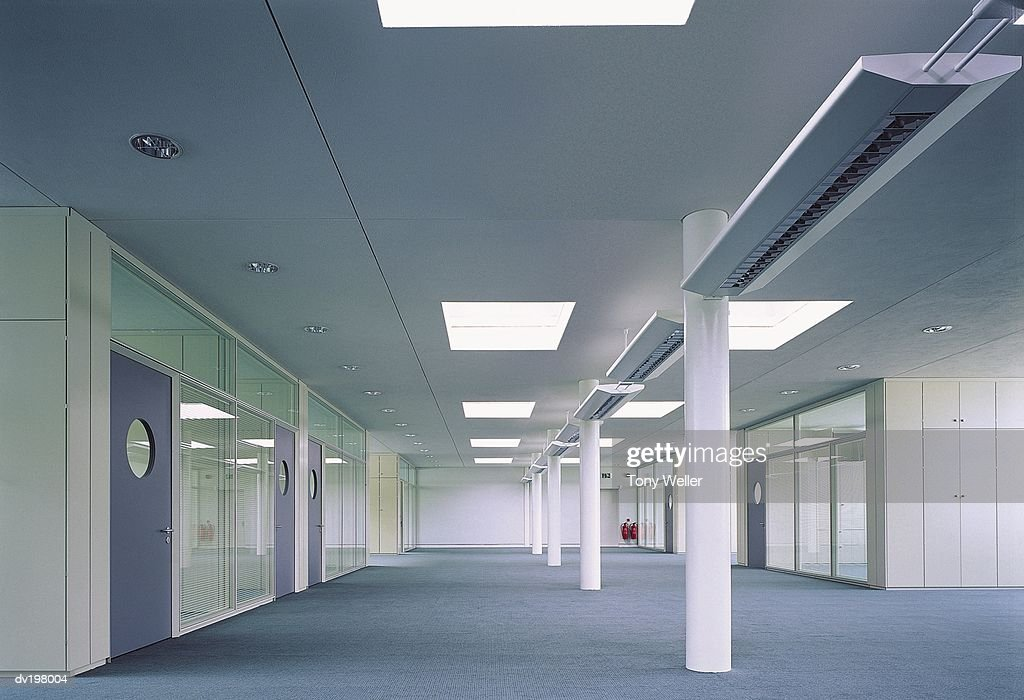 Empty office space : Stock Photo