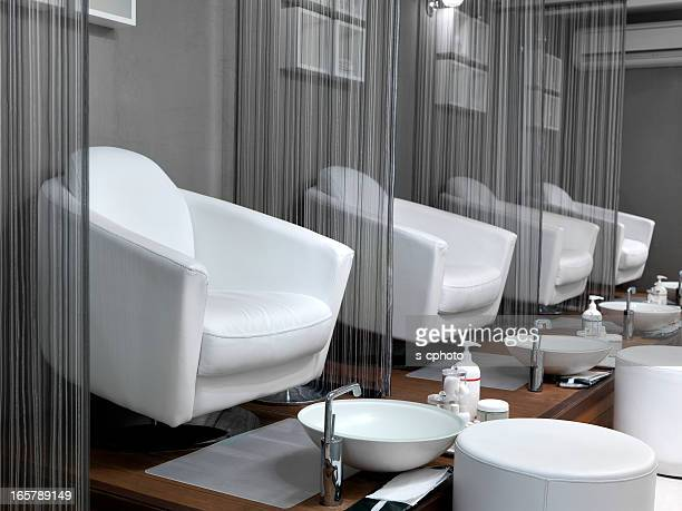 Empty Pedicure Seats (Click for more)