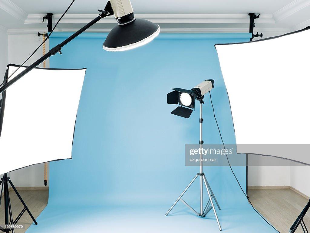 Leer Foto studio : Stock-Foto