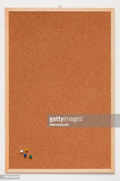 Empty Pin Board