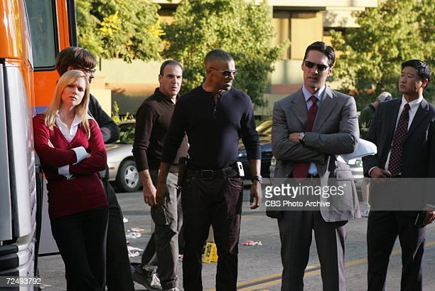 Empty Planet The BAU team including JJ Gideon Morgan Hotchner work with Special Agent Nick Casey on the case of a serial bomber targeting...