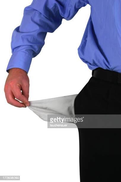 Empty pockets 2