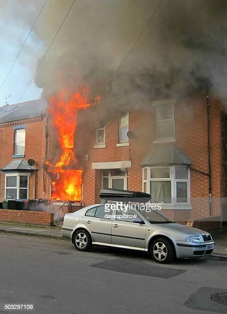 Empty Property Fire