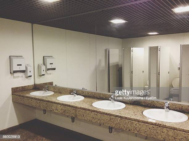Public Restroom Stock Photos And Pictures