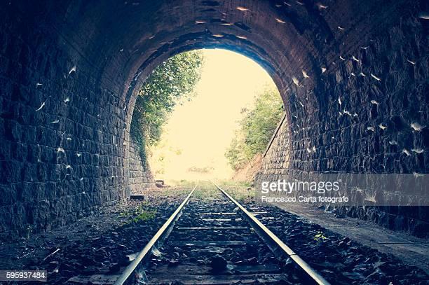 Empty Railroad