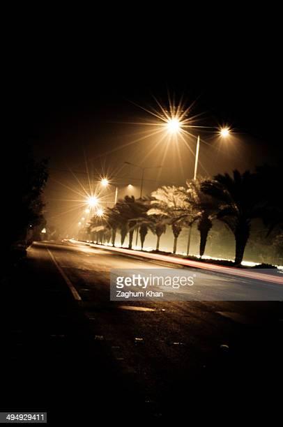 empty road - punjabe - fotografias e filmes do acervo