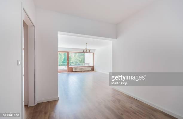 Empty room HDR