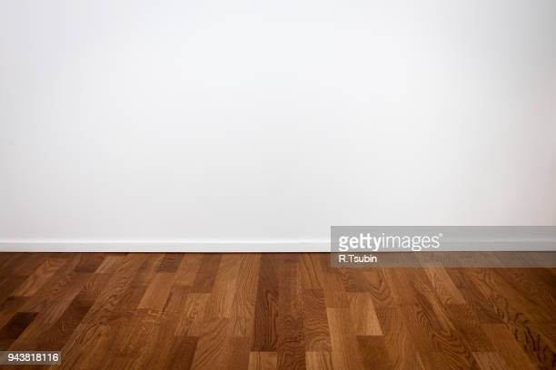 empty room - wooden floor stock pictures, royalty-free photos & images