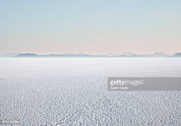 empty salt flats - purity stock pictures, royalty-free photos & images