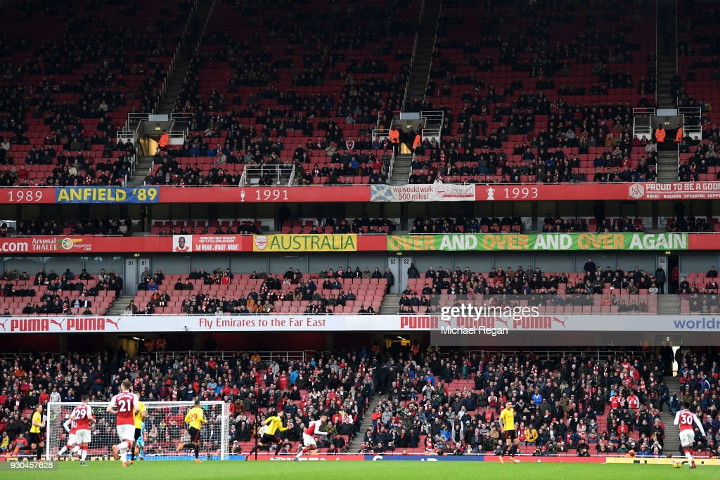 Arsenal v Watford - Premier League : News Photo
