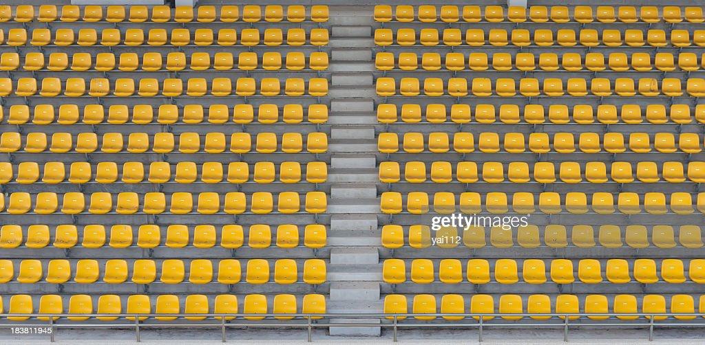 empty seats : Stock Photo