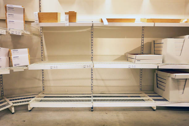 NY: World's Largest Furniture Seller IKEA Hit By Global Supply Chain Issues