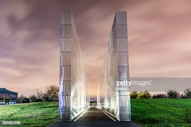 Empty Sky Memorial Jersey City Liberty State Park New Jersey