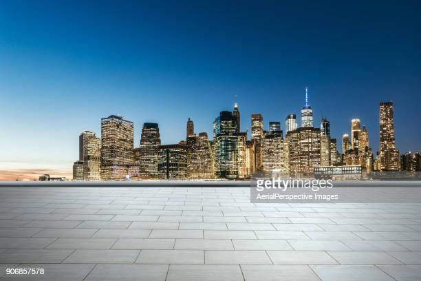 empty square - urban sprawl stock pictures, royalty-free photos & images