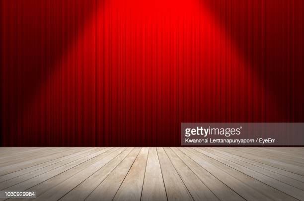empty stage - stage stock pictures, royalty-free photos & images