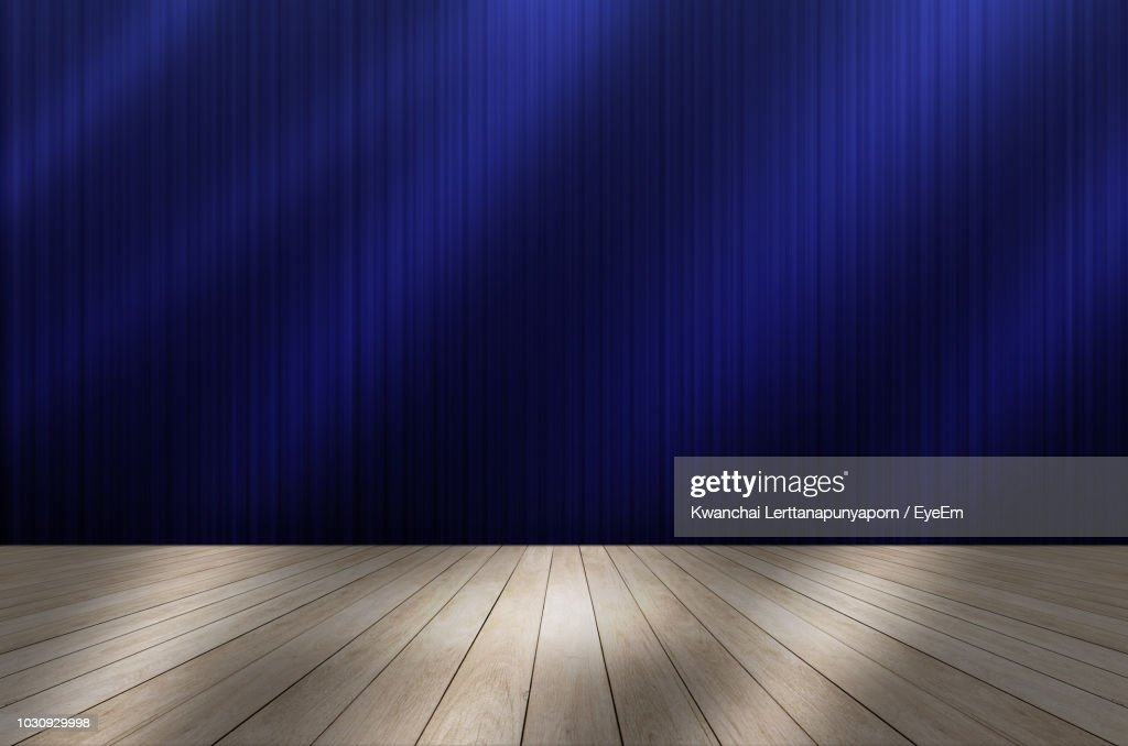 Empty Stage : Stock-Foto