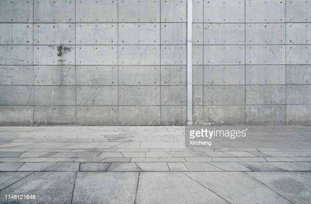 empty studio background - fortified wall stock pictures, royalty-free photos & images