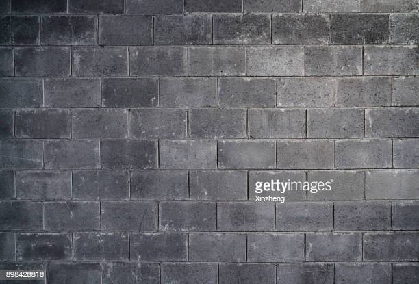 empty studio background - stone wall bildbanksfoton och bilder
