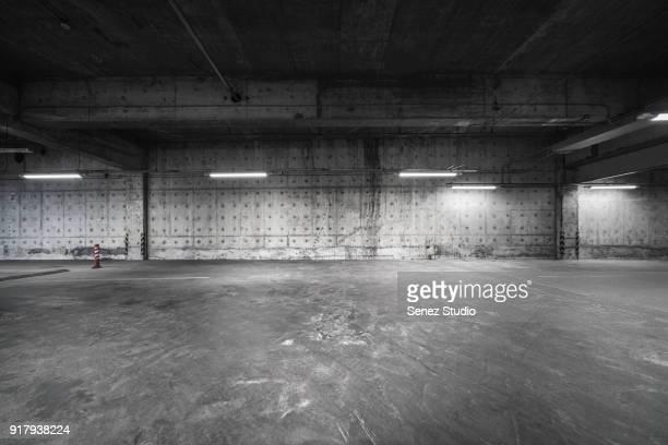 Empty Studio Background