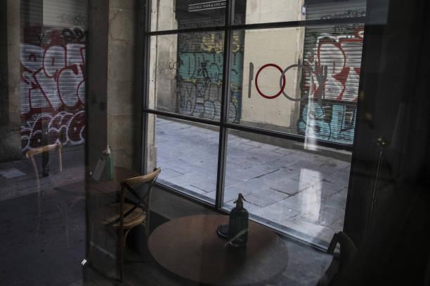 ESP: Virus Recession Rocks Spanish Tourism