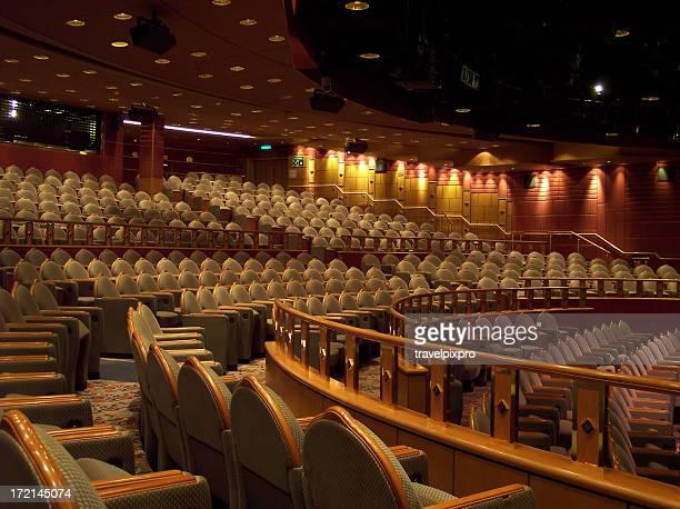 Vide théâtre et de sièges
