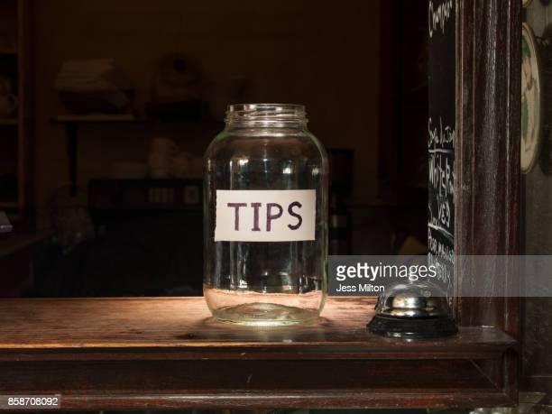 Empty Tip Jar