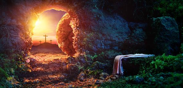 Empty Tomb - Resurrection Of Jesus Christ 923891148