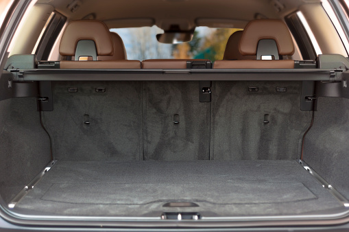 Empty trunk space 511938498