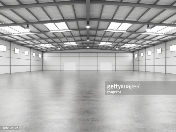 Empty Warehouse