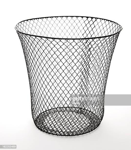 Empty Wastepaper Basket
