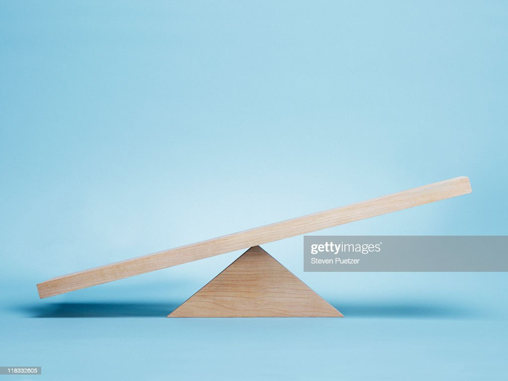 Empty weight scale : Stock Photo