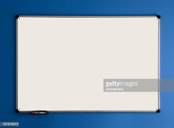 Empty Whiteboard