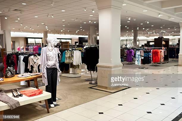 Vide femmes boutique