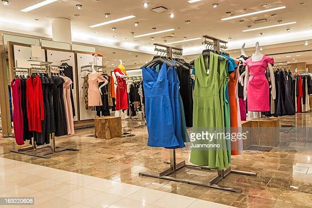 Leere Frauen boutique