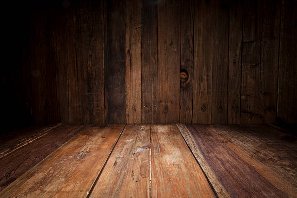 dark brown wood floors background.  Empty wood table with dark vertical background Free Images Pictures and Royalty Stock