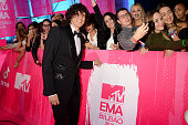 bilbao spain emral meta attends mtv