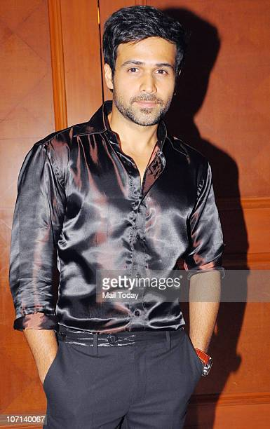 Emran Hashmi at the 100 day celebration party of the film Once Upon A Time In Mumbai on November 24 2010