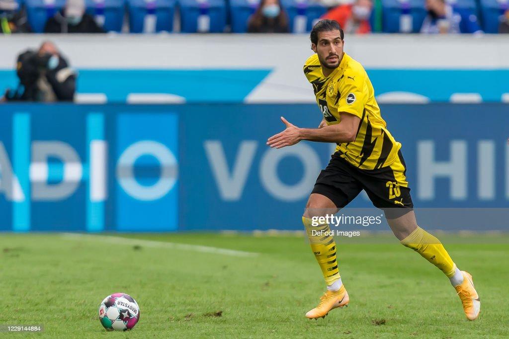 TSG Hoffenheim v Borussia Dortmund - Bundesliga : ニュース写真