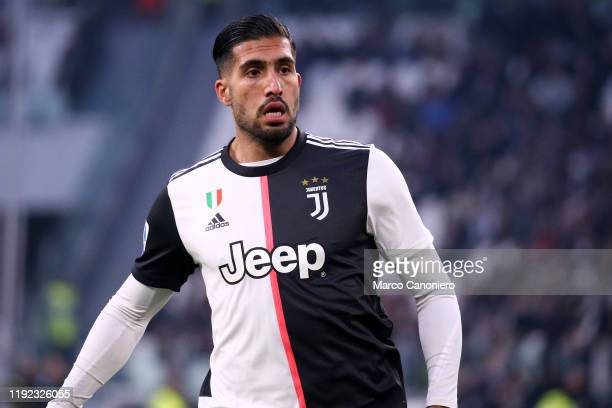 Emre Can of Juventus FC during the Serie A match between Juventus Fc and Cagliari Calcio Juventus Fc wins 40 over Cagliari Calcio