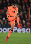 southampton england emre can liverpool during