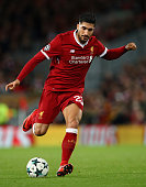 liverpool england emre can liverpool action