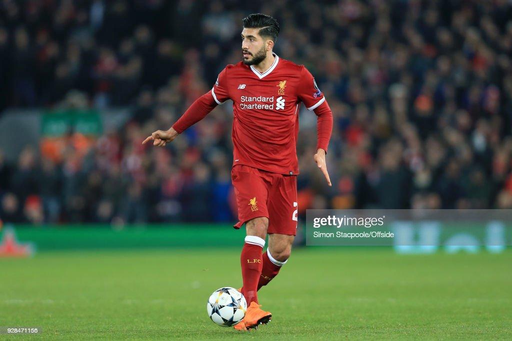 Liverpool v FC Porto - UEFA Champions League Round of 16: Second Leg : News Photo