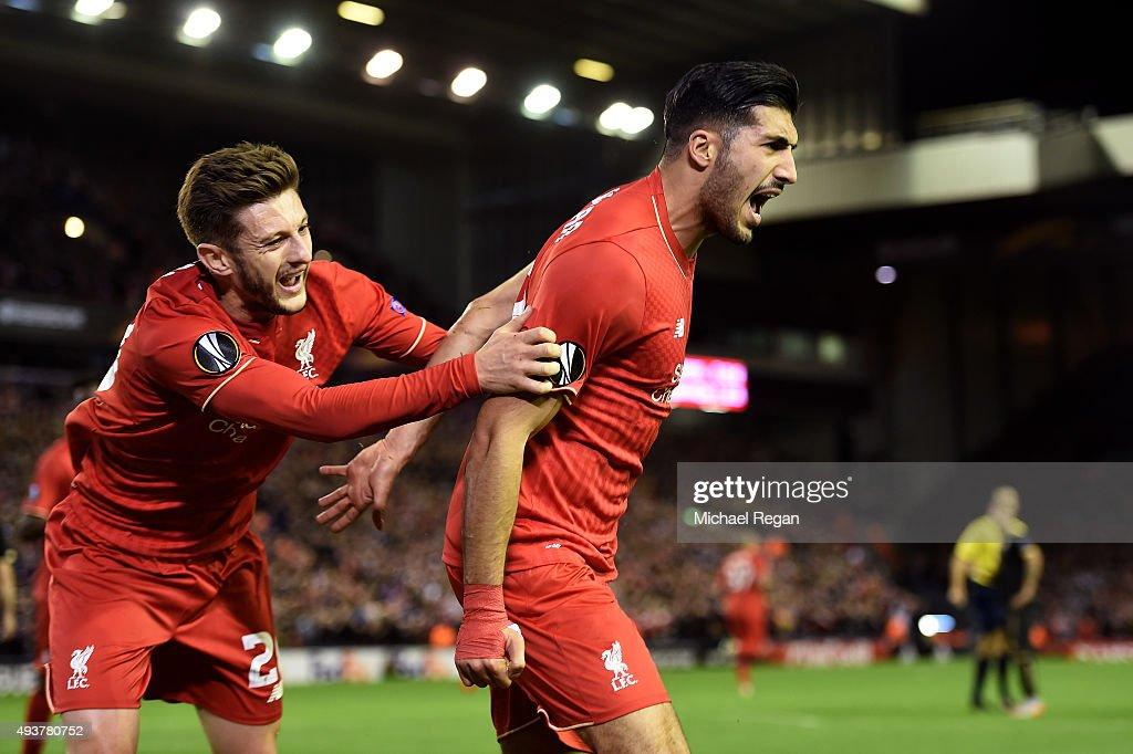 Liverpool FC v FC Rubin Kazan - UEFA Europa League