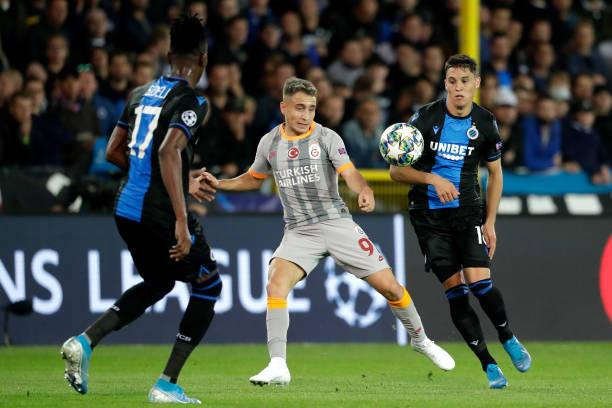 BEL: Club Brugge KV v Galatasaray: Group A - UEFA Champions League