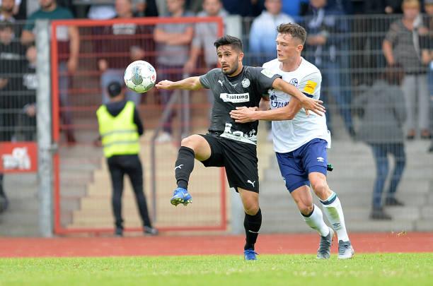 DEU: SG Wattenscheid v FC Schalke 04 - Pre-Season Friendly