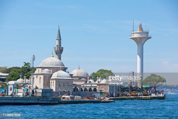 şemsi pasha mosque in istanbul - gwengoat stock pictures, royalty-free photos & images