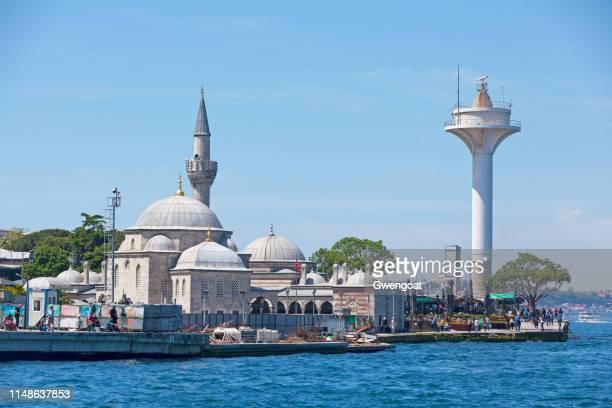 mesquita do pasha de şemsi em istambul - gwengoat - fotografias e filmes do acervo